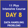 11 plus intensive course Day 8