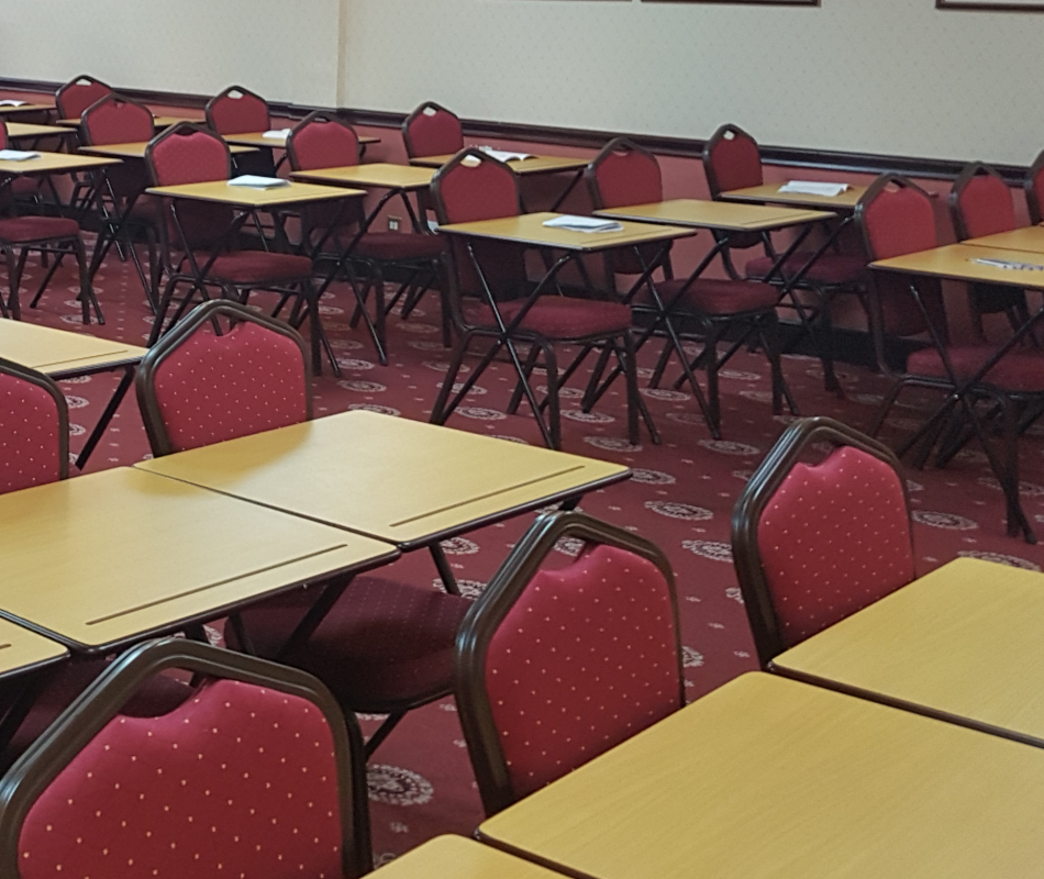 Birmingham 11 Plus Tuition Room